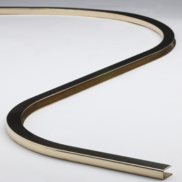Curved Metal Channel
